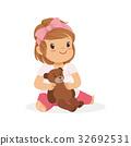 girl, teddy, bear 32692531