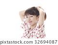 person, female, lady 32694087