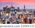 Sapporo, Japan Cityscape 32694133