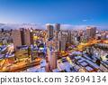 Sapporo Japan Cityscape 32694134