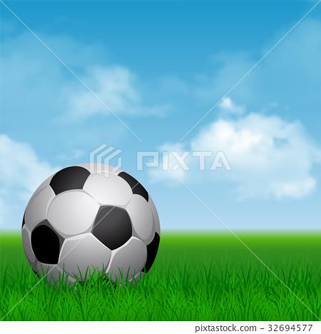 Soccer Ball 32694577