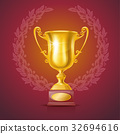 cup, trophy, winner 32694616