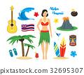 icon, cartoon, vector 32695307