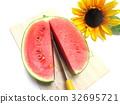 summer, watermelon, fruit 32695721
