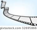 3D 創意 電影 32695866