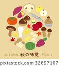 the taste of autumn, autumn, autumnal 32697107