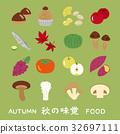 the taste of autumn, autumn, autumnal 32697111