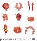 sausage vector funny 32697383