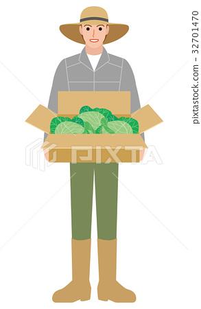 農業 農作 農事 32701470