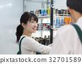 商店便利店超級冰箱 32701589