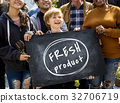 Fresh Natural Organic Product Concept 32706719
