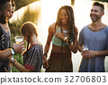 Group of friends fun events celebrating together 32706803