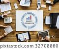Business Venture Success Diagram Concept 32708860