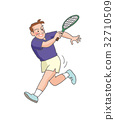网球 伯父 人 32710509
