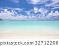 휴가, 방학, 해변 32712206