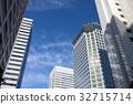 오피스 빌딩, 빌딩 단지, 빌딩 32715714