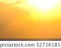 日落 黃昏 天空 32716181