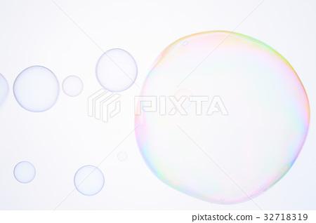 Soap bubble 32718319