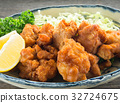 닭 튀김 닭고기 32724675