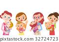 嬰兒 寶寶 寶貝 32724723