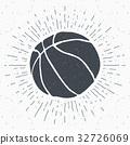 籃球 標籤 草圖 32726069