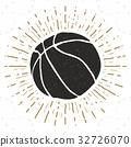 球 籃球 標籤 32726070