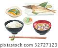 烤魚 日本料理 日式料理 32727123