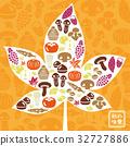 the taste of autumn, autum, red leafe 32727886