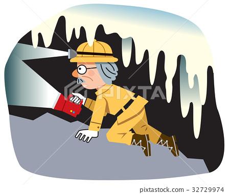各種職業探險家冒險家 32729974