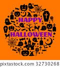 vector vectors halloween 32730268