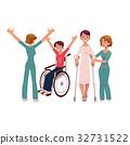 復健 康復 輪椅 32731522
