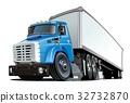 卡车 矢量 矢量图 32732870