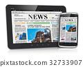 스마트폰, 핸드폰, 태블릿 32733907