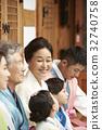 동양인, 전통, 즐거움 32740758