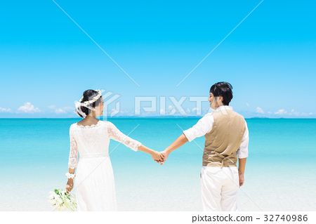 งานแต่งงานของรีสอร์ท 32740986