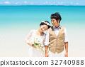 งานแต่งงานของรีสอร์ท 32740988