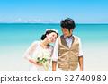 งานแต่งงานของรีสอร์ท 32740989