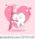 牙線 愛 愛情 32741145