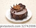 발렌타인 초콜릿 케이크 32742006