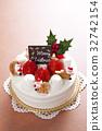 크리스마스 케이크 32742154