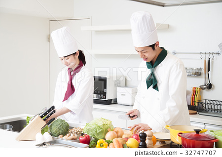 Chef cook workplace experience cooking cooking 32747707