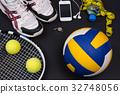Sport equipment. 32748056