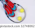Tennis set. 32748062
