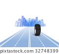 물류, 타이어, 고속도로 32748399