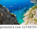 capri, island, blue 32748793