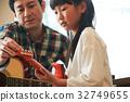 父母身份 父母和小孩 父亲 32749655
