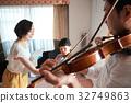 父母身份 父母和小孩 父亲 32749863