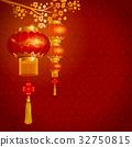 Chinese lanterns 32750815
