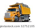 矢量 矢量图 卡车 32752105