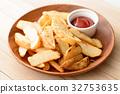 감자 튀김 32753635